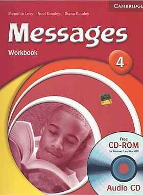 Cambridge Messages 4 Workbook