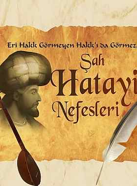 Various Artists - Şah Hatayi Nefesleri CD