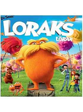 Dr. Seuss' The Lorax (VCD)