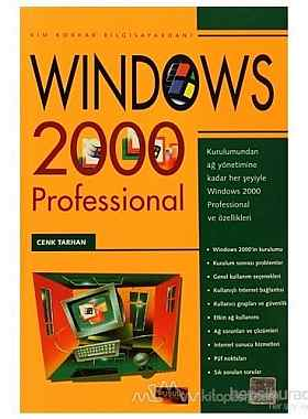 Windows 2000 Professional - Cenk Tarhan