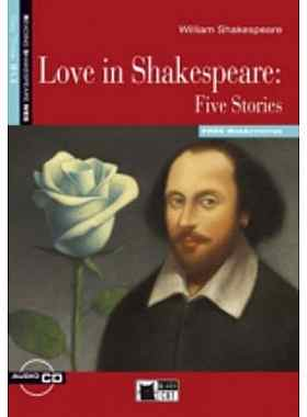 Cideb Yayınları Love İn Shakespeare: Five Stories